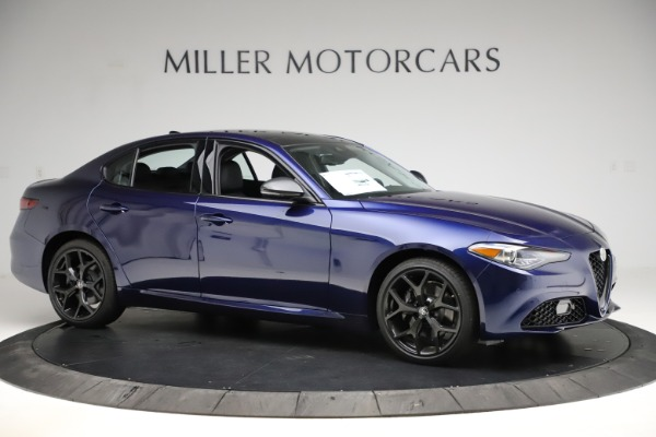 New 2020 Alfa Romeo Giulia Ti Q4 for sale Sold at Rolls-Royce Motor Cars Greenwich in Greenwich CT 06830 10