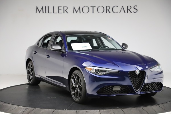 New 2020 Alfa Romeo Giulia Ti Q4 for sale Sold at Rolls-Royce Motor Cars Greenwich in Greenwich CT 06830 11