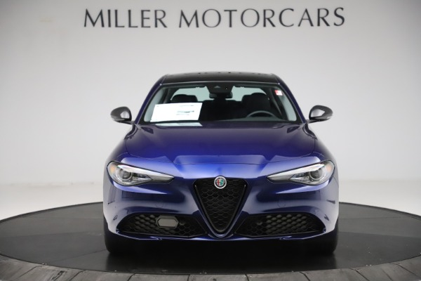 New 2020 Alfa Romeo Giulia Ti Q4 for sale Sold at Rolls-Royce Motor Cars Greenwich in Greenwich CT 06830 12