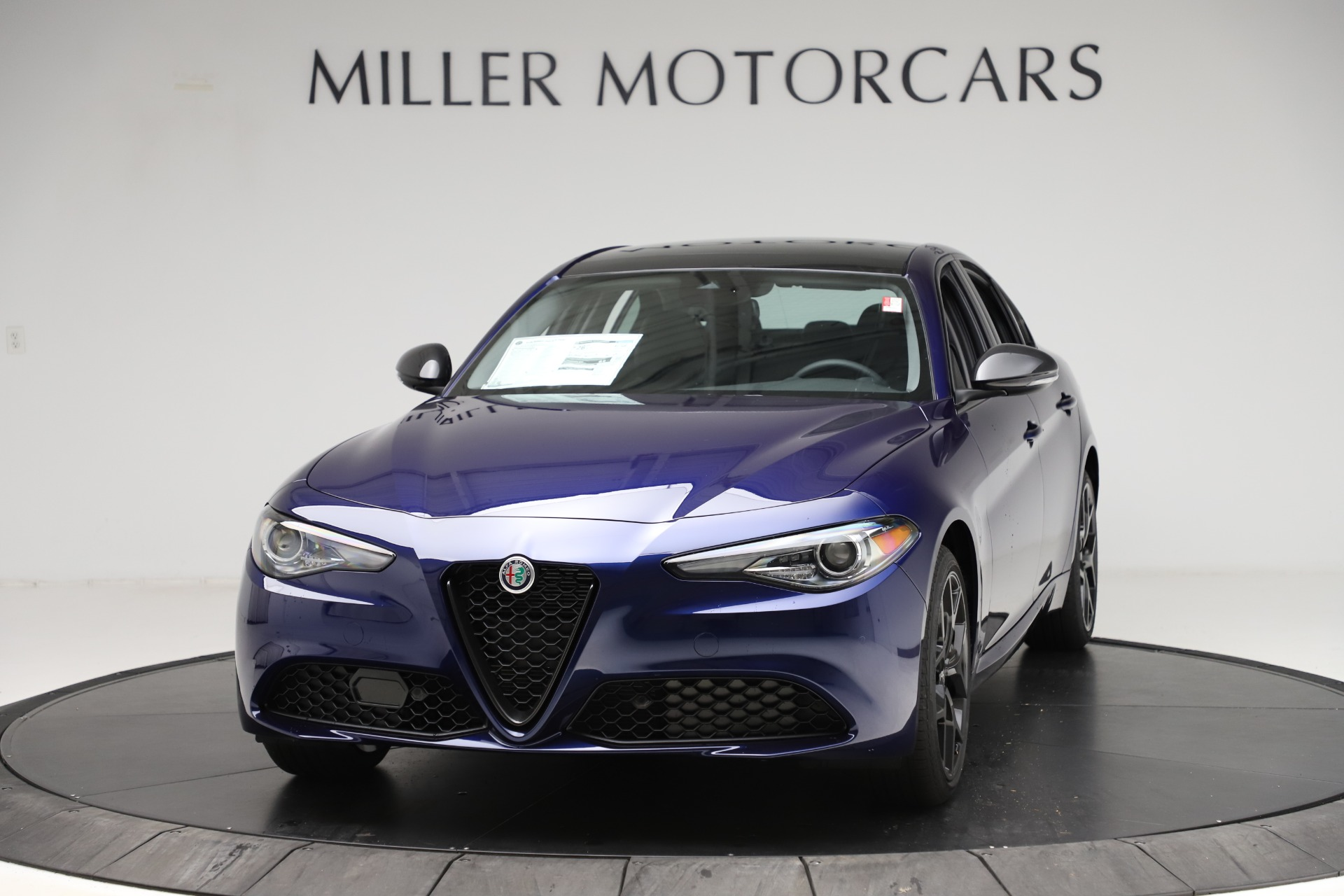 New 2020 Alfa Romeo Giulia Ti Q4 for sale $48,545 at Rolls-Royce Motor Cars Greenwich in Greenwich CT 06830 1