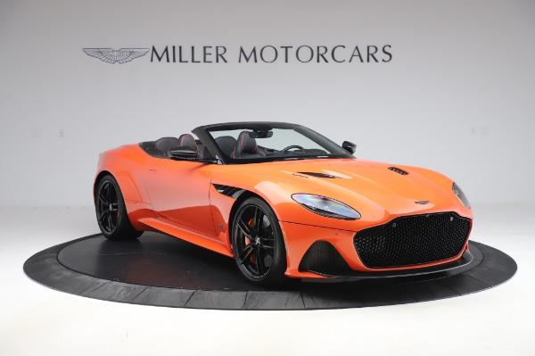 Used 2020 Aston Martin DBS Superleggera Volante for sale $339,800 at Rolls-Royce Motor Cars Greenwich in Greenwich CT 06830 10