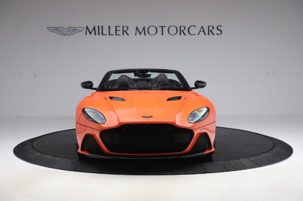 Used 2020 Aston Martin DBS Superleggera Volante for sale $339,800 at Rolls-Royce Motor Cars Greenwich in Greenwich CT 06830 11