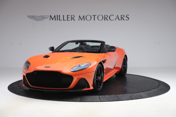 Used 2020 Aston Martin DBS Superleggera Volante for sale $339,800 at Rolls-Royce Motor Cars Greenwich in Greenwich CT 06830 12