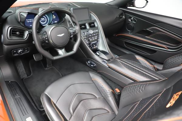 Used 2020 Aston Martin DBS Superleggera Volante for sale $339,800 at Rolls-Royce Motor Cars Greenwich in Greenwich CT 06830 13