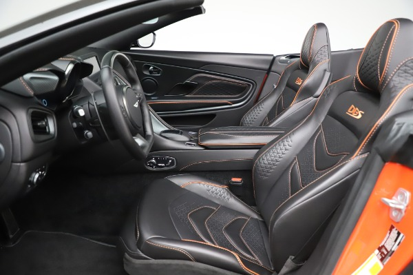 Used 2020 Aston Martin DBS Superleggera Volante for sale $339,800 at Rolls-Royce Motor Cars Greenwich in Greenwich CT 06830 14