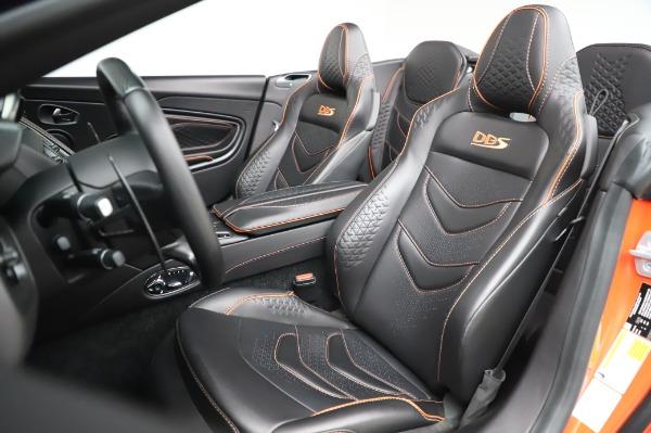 Used 2020 Aston Martin DBS Superleggera Volante for sale $339,800 at Rolls-Royce Motor Cars Greenwich in Greenwich CT 06830 15