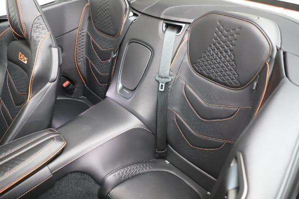 Used 2020 Aston Martin DBS Superleggera Volante for sale $339,800 at Rolls-Royce Motor Cars Greenwich in Greenwich CT 06830 16
