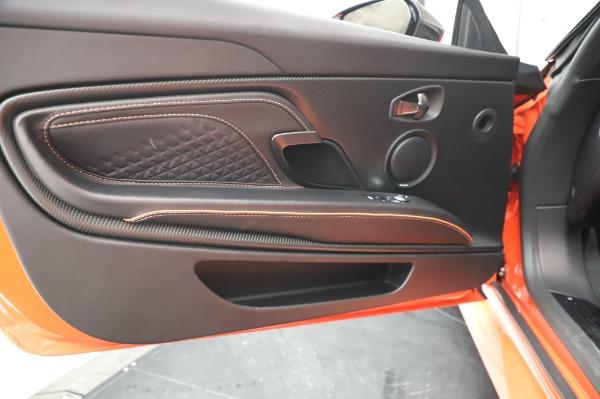 Used 2020 Aston Martin DBS Superleggera Volante for sale $339,800 at Rolls-Royce Motor Cars Greenwich in Greenwich CT 06830 18