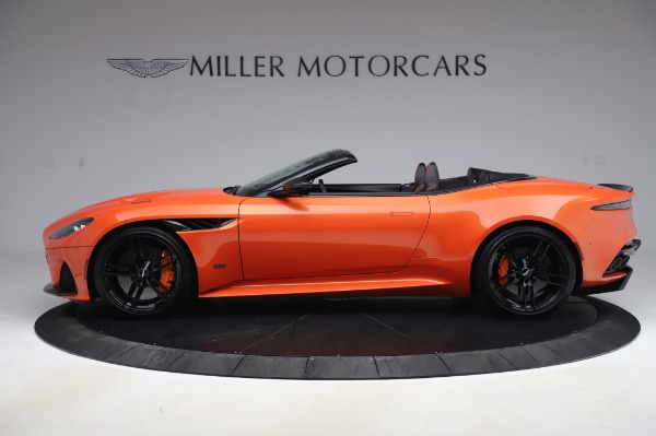 Used 2020 Aston Martin DBS Superleggera Volante for sale $339,800 at Rolls-Royce Motor Cars Greenwich in Greenwich CT 06830 2
