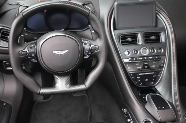 Used 2020 Aston Martin DBS Superleggera Volante for sale $339,800 at Rolls-Royce Motor Cars Greenwich in Greenwich CT 06830 20