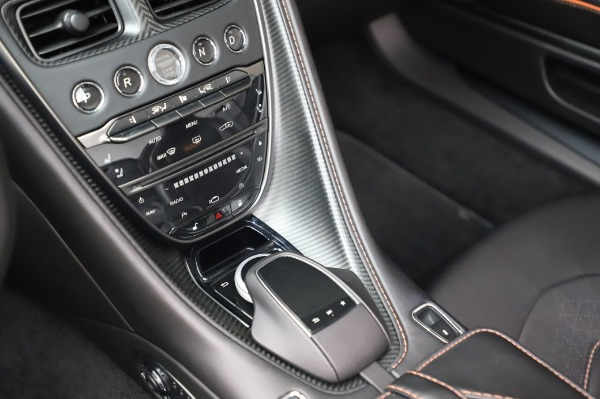 Used 2020 Aston Martin DBS Superleggera Volante for sale $339,800 at Rolls-Royce Motor Cars Greenwich in Greenwich CT 06830 21