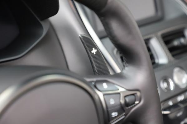 Used 2020 Aston Martin DBS Superleggera Volante for sale $339,800 at Rolls-Royce Motor Cars Greenwich in Greenwich CT 06830 22