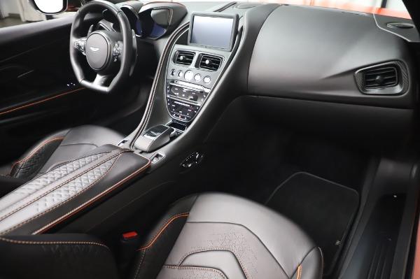 Used 2020 Aston Martin DBS Superleggera Volante for sale $339,800 at Rolls-Royce Motor Cars Greenwich in Greenwich CT 06830 23