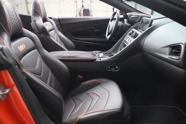 Used 2020 Aston Martin DBS Superleggera Volante for sale $339,800 at Rolls-Royce Motor Cars Greenwich in Greenwich CT 06830 24
