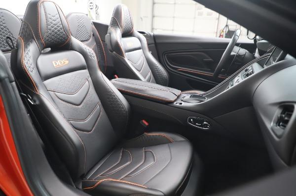 Used 2020 Aston Martin DBS Superleggera Volante for sale $339,800 at Rolls-Royce Motor Cars Greenwich in Greenwich CT 06830 25