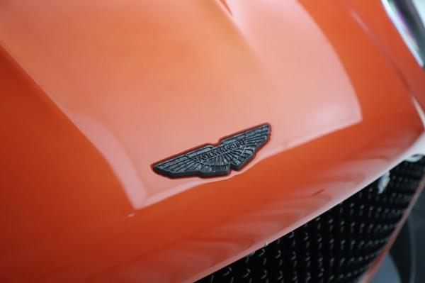 Used 2020 Aston Martin DBS Superleggera Volante for sale $339,800 at Rolls-Royce Motor Cars Greenwich in Greenwich CT 06830 26