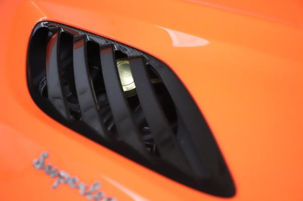 Used 2020 Aston Martin DBS Superleggera Volante for sale $339,800 at Rolls-Royce Motor Cars Greenwich in Greenwich CT 06830 27