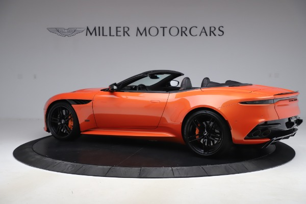 Used 2020 Aston Martin DBS Superleggera Volante for sale $339,800 at Rolls-Royce Motor Cars Greenwich in Greenwich CT 06830 3