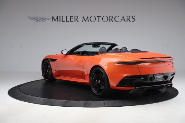 Used 2020 Aston Martin DBS Superleggera Volante for sale $339,800 at Rolls-Royce Motor Cars Greenwich in Greenwich CT 06830 4
