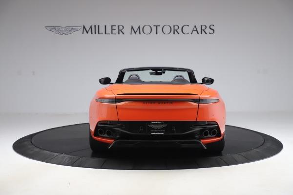 Used 2020 Aston Martin DBS Superleggera Volante for sale $339,800 at Rolls-Royce Motor Cars Greenwich in Greenwich CT 06830 5