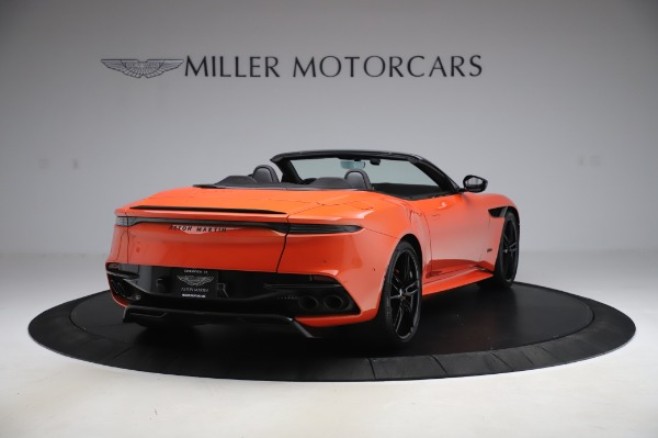 Used 2020 Aston Martin DBS Superleggera Volante for sale $339,800 at Rolls-Royce Motor Cars Greenwich in Greenwich CT 06830 6