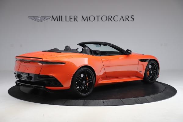 Used 2020 Aston Martin DBS Superleggera Volante for sale $339,800 at Rolls-Royce Motor Cars Greenwich in Greenwich CT 06830 7