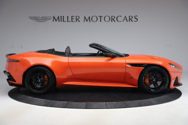 Used 2020 Aston Martin DBS Superleggera for sale $339,900 at Rolls-Royce Motor Cars Greenwich in Greenwich CT 06830 8