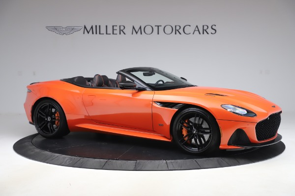 Used 2020 Aston Martin DBS Superleggera Volante for sale $339,800 at Rolls-Royce Motor Cars Greenwich in Greenwich CT 06830 9
