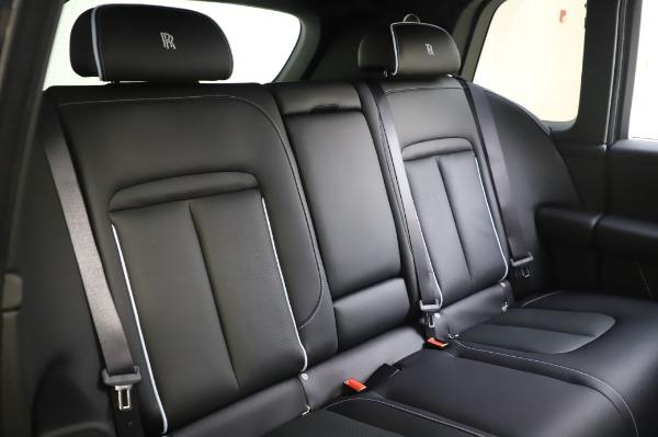 New 2021 Rolls-Royce Cullinan for sale Sold at Rolls-Royce Motor Cars Greenwich in Greenwich CT 06830 13