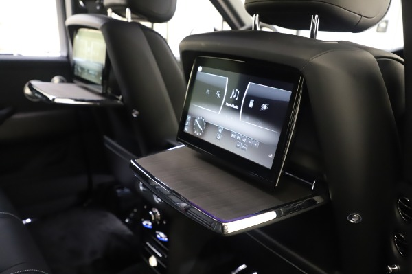 New 2021 Rolls-Royce Cullinan for sale Sold at Rolls-Royce Motor Cars Greenwich in Greenwich CT 06830 16