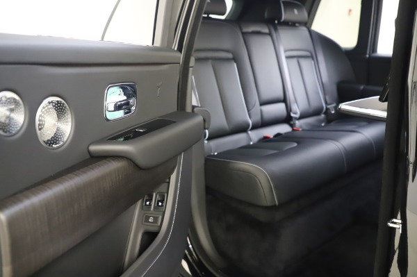 New 2021 Rolls-Royce Cullinan for sale Sold at Rolls-Royce Motor Cars Greenwich in Greenwich CT 06830 17