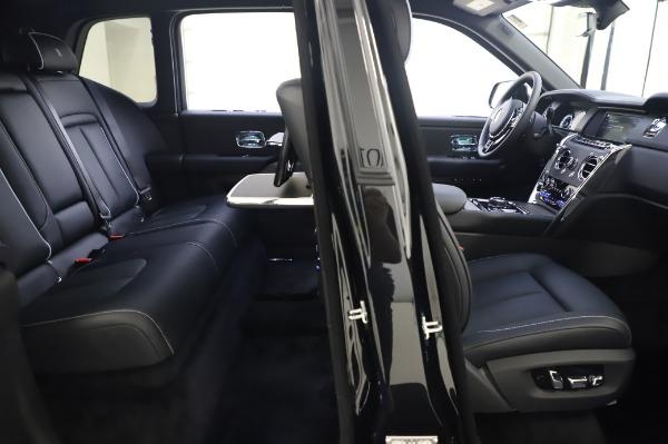 New 2021 Rolls-Royce Cullinan for sale Sold at Rolls-Royce Motor Cars Greenwich in Greenwich CT 06830 19