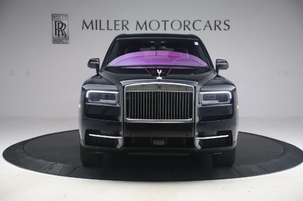 New 2021 Rolls-Royce Cullinan Base for sale $403,700 at Rolls-Royce Motor Cars Greenwich in Greenwich CT 06830 2