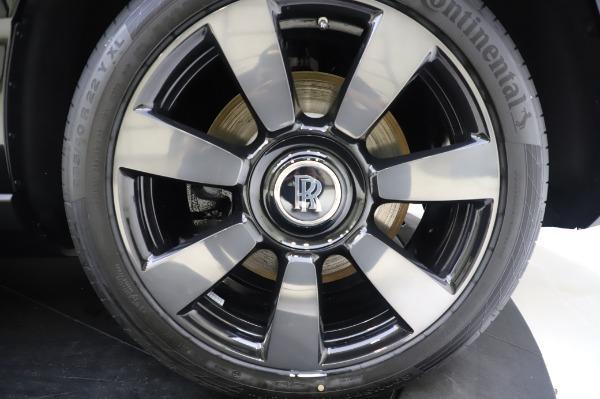 New 2021 Rolls-Royce Cullinan for sale Sold at Rolls-Royce Motor Cars Greenwich in Greenwich CT 06830 20
