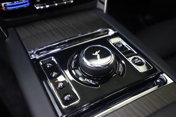 New 2021 Rolls-Royce Cullinan for sale Sold at Rolls-Royce Motor Cars Greenwich in Greenwich CT 06830 22