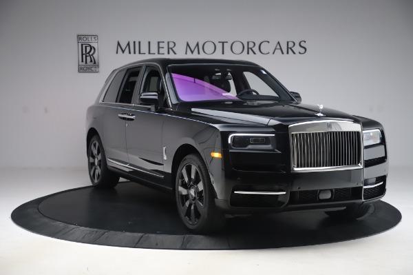 New 2021 Rolls-Royce Cullinan Base for sale $403,700 at Rolls-Royce Motor Cars Greenwich in Greenwich CT 06830 8