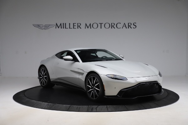 Used 2020 Aston Martin Vantage Coupe for sale $149,800 at Rolls-Royce Motor Cars Greenwich in Greenwich CT 06830 10