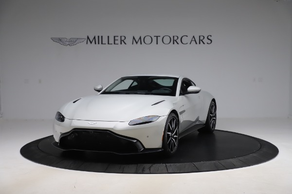 Used 2020 Aston Martin Vantage Coupe for sale $149,800 at Rolls-Royce Motor Cars Greenwich in Greenwich CT 06830 12