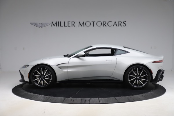 Used 2020 Aston Martin Vantage Coupe for sale $149,800 at Rolls-Royce Motor Cars Greenwich in Greenwich CT 06830 2