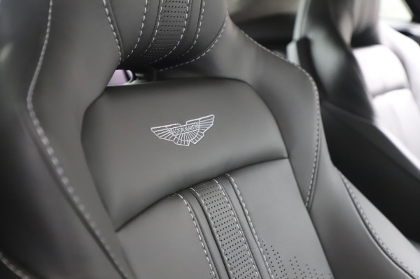 Used 2020 Aston Martin Vantage Coupe for sale $149,800 at Rolls-Royce Motor Cars Greenwich in Greenwich CT 06830 20