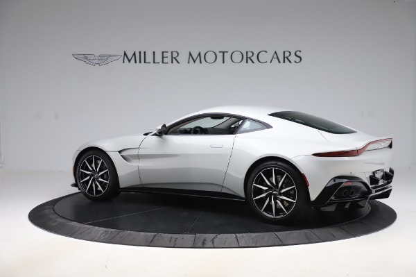 Used 2020 Aston Martin Vantage Coupe for sale $149,800 at Rolls-Royce Motor Cars Greenwich in Greenwich CT 06830 3