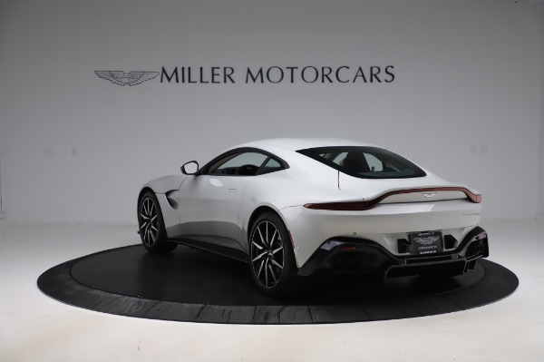 Used 2020 Aston Martin Vantage Coupe for sale $149,800 at Rolls-Royce Motor Cars Greenwich in Greenwich CT 06830 4