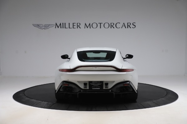 Used 2020 Aston Martin Vantage Coupe for sale $149,800 at Rolls-Royce Motor Cars Greenwich in Greenwich CT 06830 5