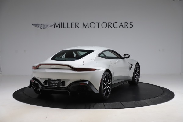 Used 2020 Aston Martin Vantage Coupe for sale $149,800 at Rolls-Royce Motor Cars Greenwich in Greenwich CT 06830 6