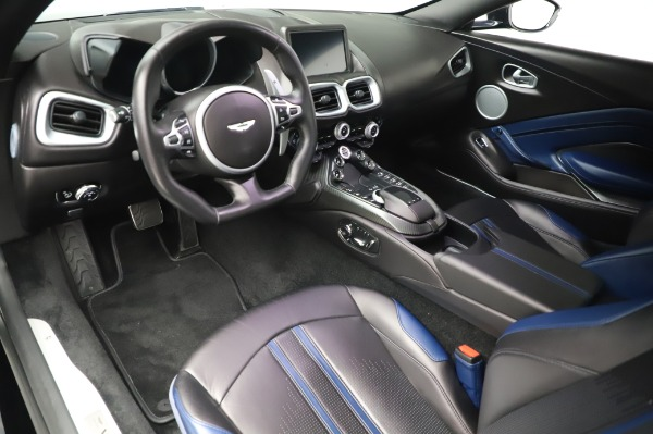 Used 2019 Aston Martin Vantage for sale $129,900 at Rolls-Royce Motor Cars Greenwich in Greenwich CT 06830 13