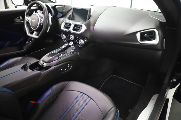 Used 2019 Aston Martin Vantage for sale $129,900 at Rolls-Royce Motor Cars Greenwich in Greenwich CT 06830 18