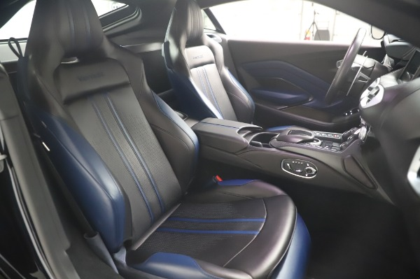 Used 2019 Aston Martin Vantage for sale $129,900 at Rolls-Royce Motor Cars Greenwich in Greenwich CT 06830 20