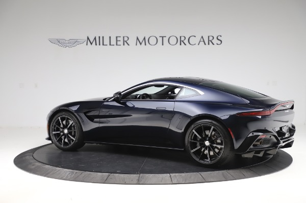 Used 2019 Aston Martin Vantage for sale $129,900 at Rolls-Royce Motor Cars Greenwich in Greenwich CT 06830 3