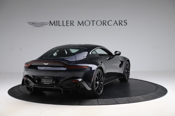 Used 2019 Aston Martin Vantage for sale $129,900 at Rolls-Royce Motor Cars Greenwich in Greenwich CT 06830 6