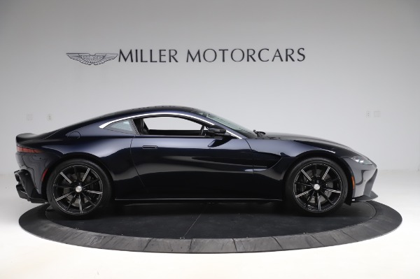 Used 2019 Aston Martin Vantage for sale $129,900 at Rolls-Royce Motor Cars Greenwich in Greenwich CT 06830 8